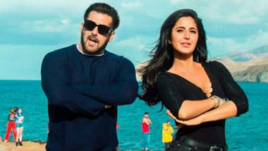 Katrina Kaif REACTS to the Link Up Rumours With Ex Flame Salman Khan